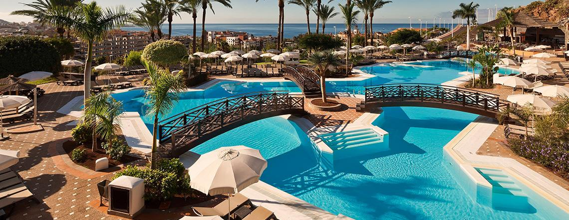 Melia Jardines Del Teide Direct Flights Holidays From The