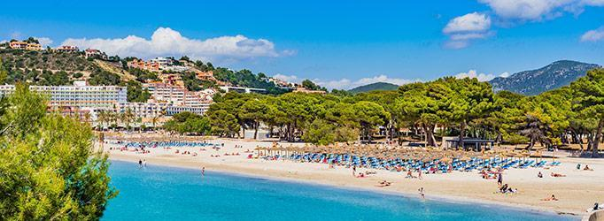 Majorca from price