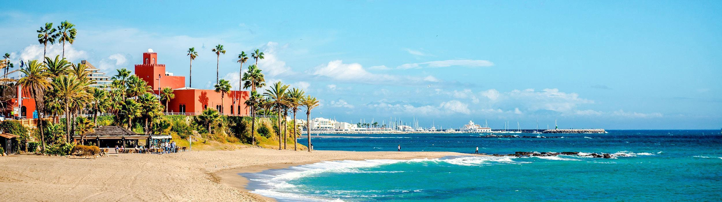 Costa del Sol, 11th May flights from £199pp
