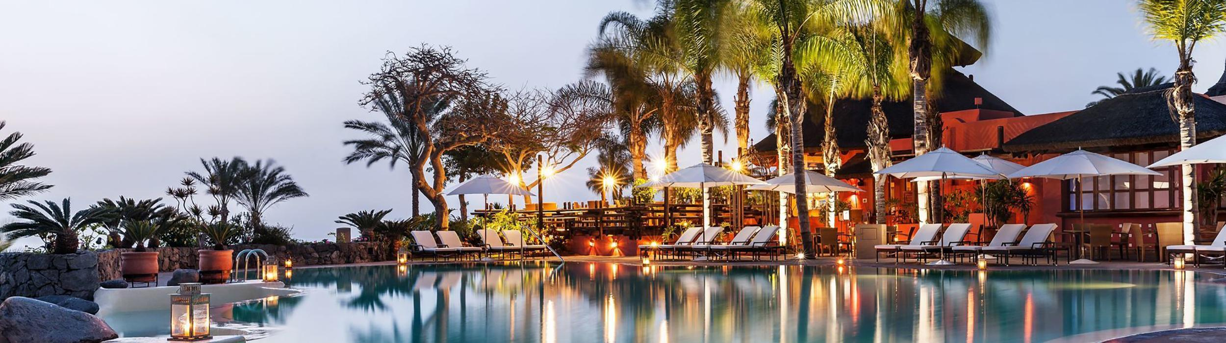 5* Ritz Carlton Abama - 20% off stays in March