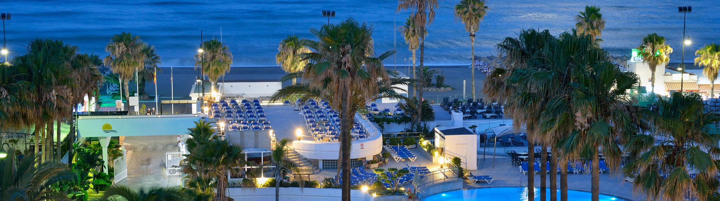COSTA DEL SOL, HOTEL SOL DON PABLO - 7 NIGHTS B&B 12TH MAY