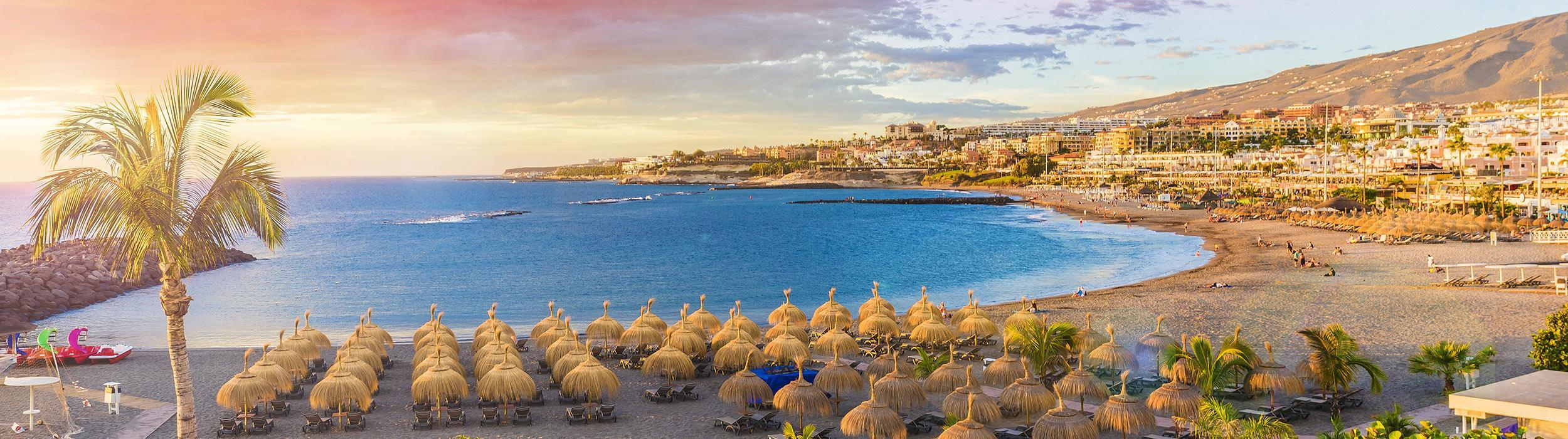 Tenerife on sale 30th September 10.00am