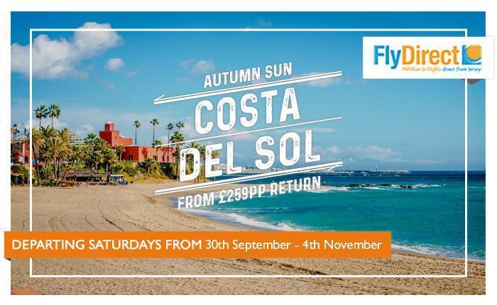 Costa del Sol Autumn Sun