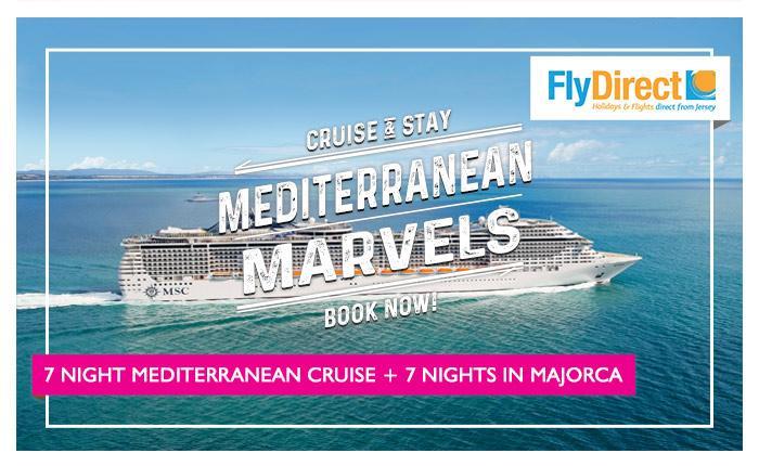 Mediterranean Marvels - Cruise & Stay