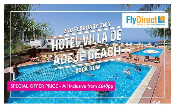 February Offer Villa De Adeje Beach